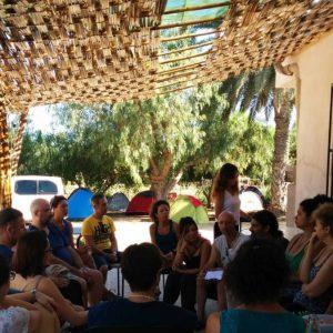 Biovives. Espacio alternativo de encuentro y crecimiento personal ubicado en Partida de la Foia, Alicante (Comunidad Valenciana).