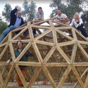 Ecoaldeas España: La BioEscuela Mayjal. Centro de divulgación sostenible ubicado en Fuentespalda, Teruel (Aragón).