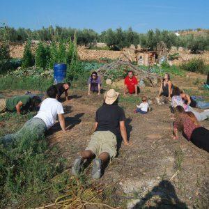 Los Sifones - Transición y Permacultura, centro educativo ubicado en Elche de la Sierra, Albacete (Castilla- La Mancha).