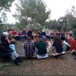 Permacultura Penyaflor, centro de experimentación y capacitación en permacultura ubicado en Aldover, Tarragona (Cataluña/Catalunya).