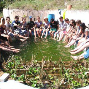 Permacultura Laguar, centro de permacultura ubicado en Vall de Laguar, Alicante (Comunidad Valenciana).